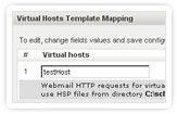 Per Virtual Host WebMail Template Set