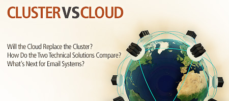 Cluster vs. Cloud