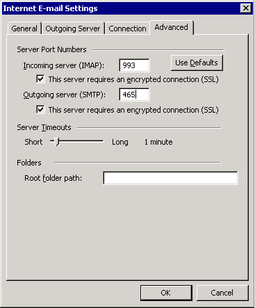 how to connect to smtp server in linux by ss
